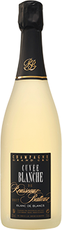 Champagne Cuvée blanche